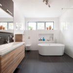 Plavuizen in badkamer